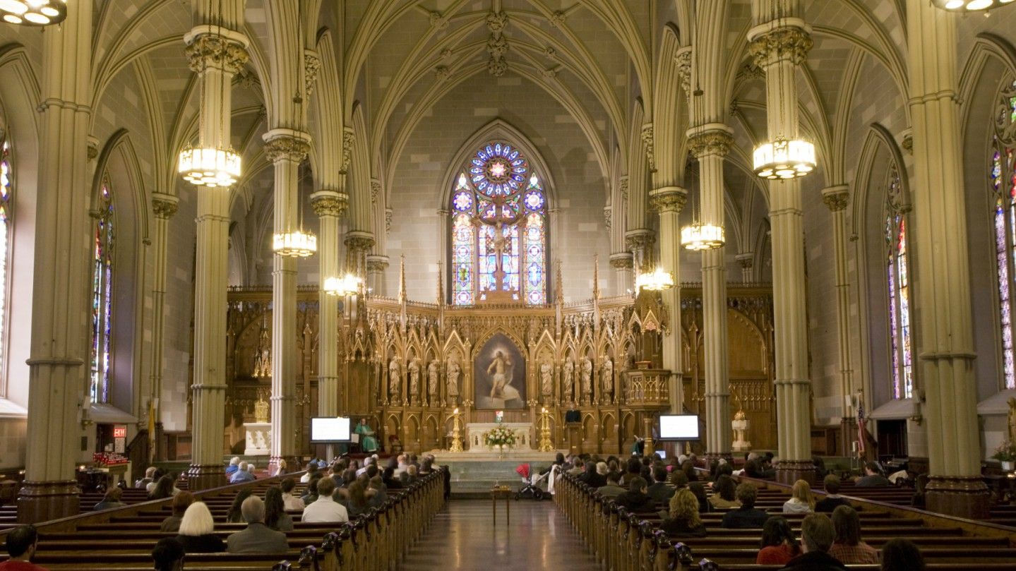 Things to Do in NYC | St. Patrick's Cathedral
